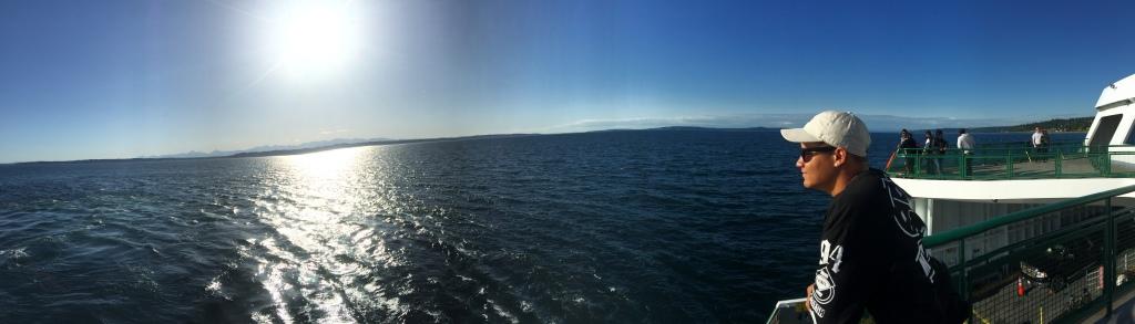 Kai Ferry Trip